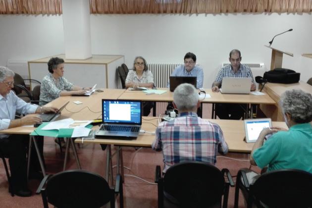 Reunión de la CIC
