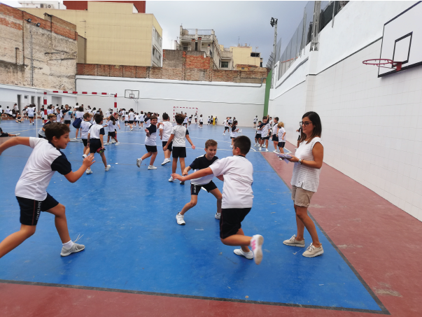 """""""Patios coeducativos"""" en Carcaixent: conocer, imaginar y participar"""