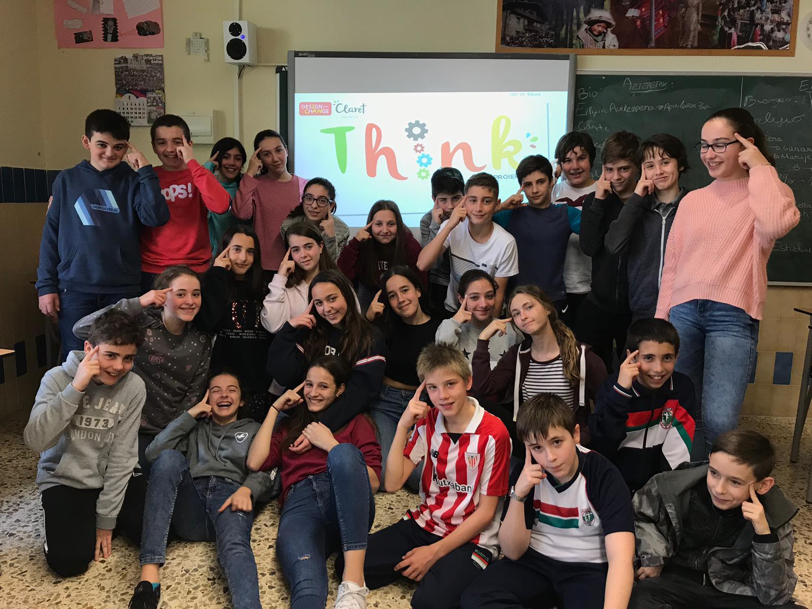 Think, proyecto para combatir el Ciberbullying de los alumnos de Leioa (Bizkaia)