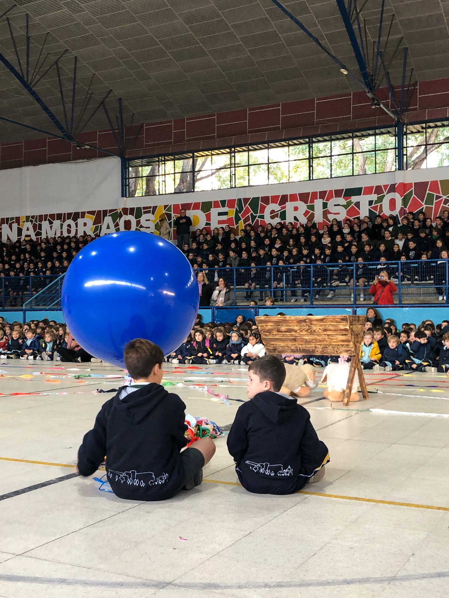 Nuestro Colegio de Sevilla celebró el Día Internacional de las personas con discapacidad