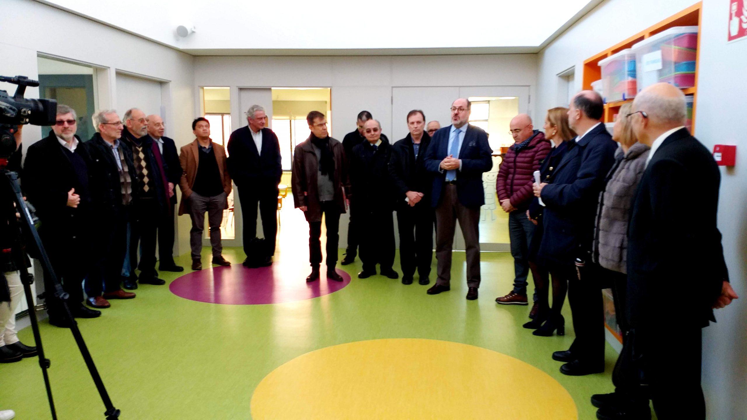 """Inauguración del """"Petit Claret"""" en Valls"""