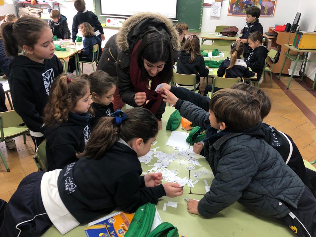 Formación en aprendizaje cooperativo en Sevilla