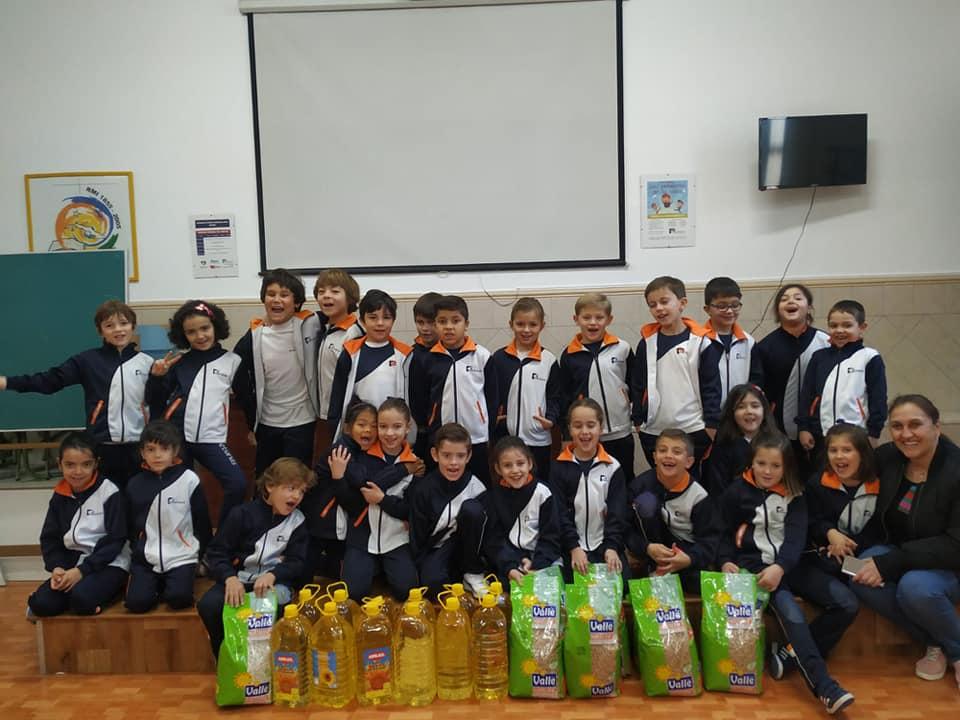 """Finaliza el Proyecto """"Imanes solidarios"""" en Zafra"""