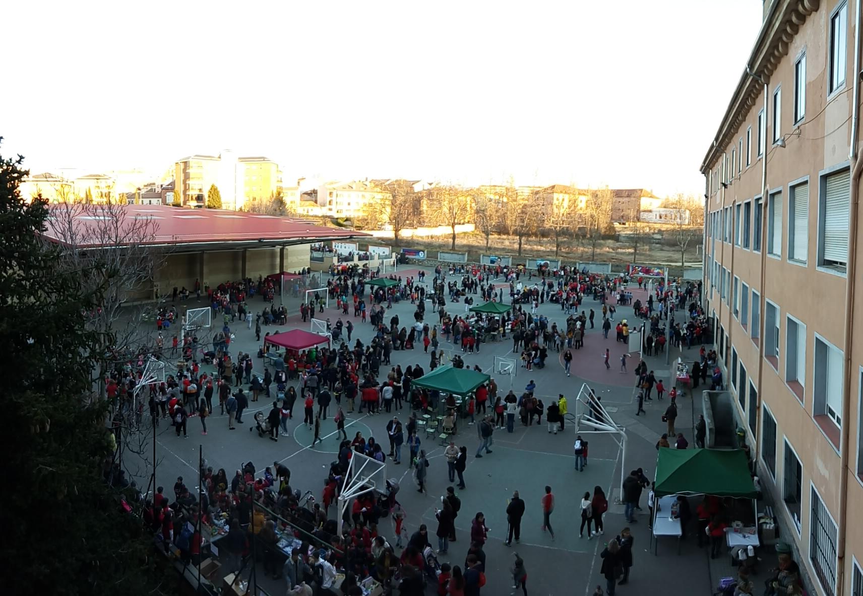 Semana por la igualdad de género en Segovia