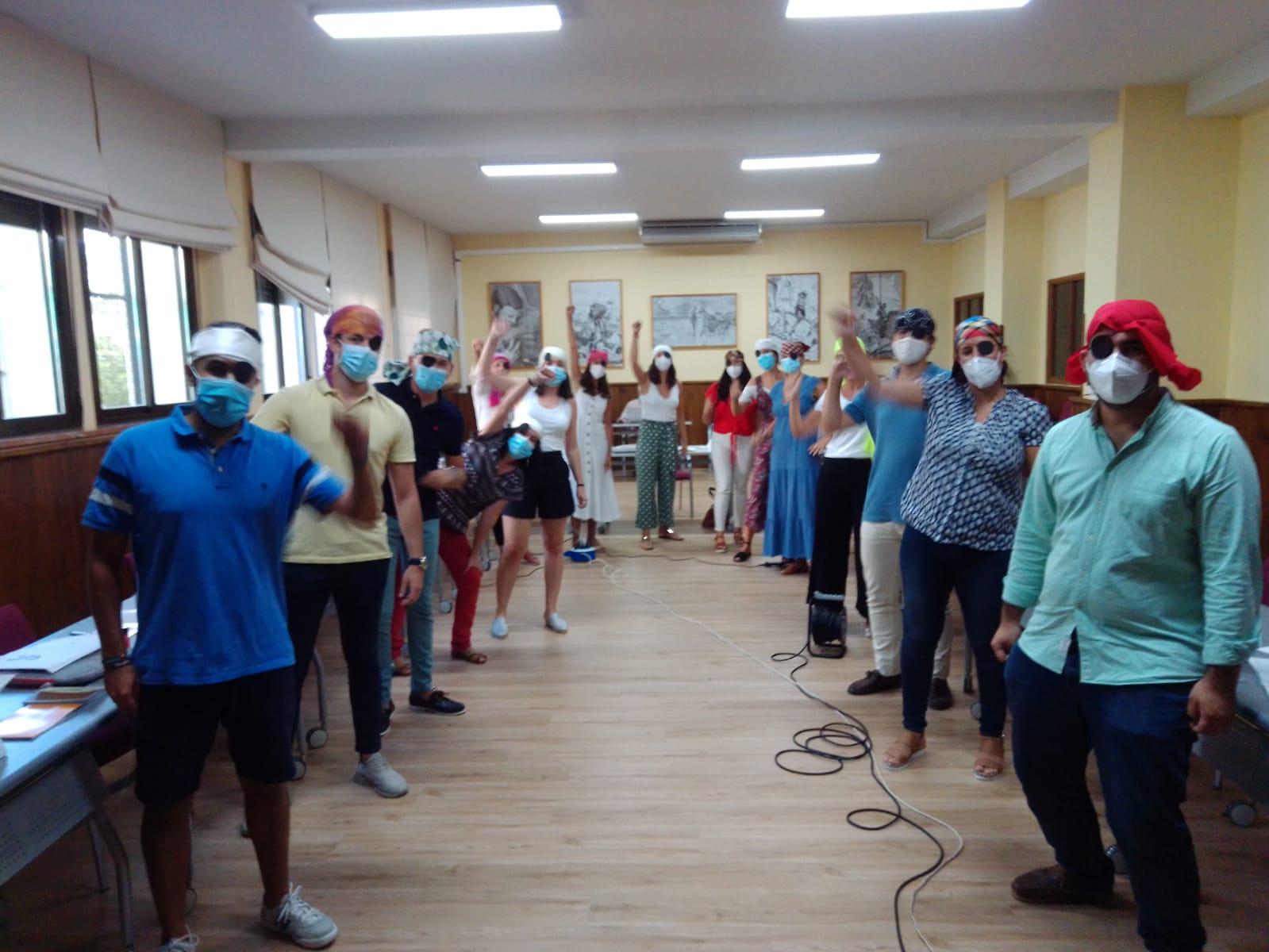 Encuentros de formación para nuevos educadores