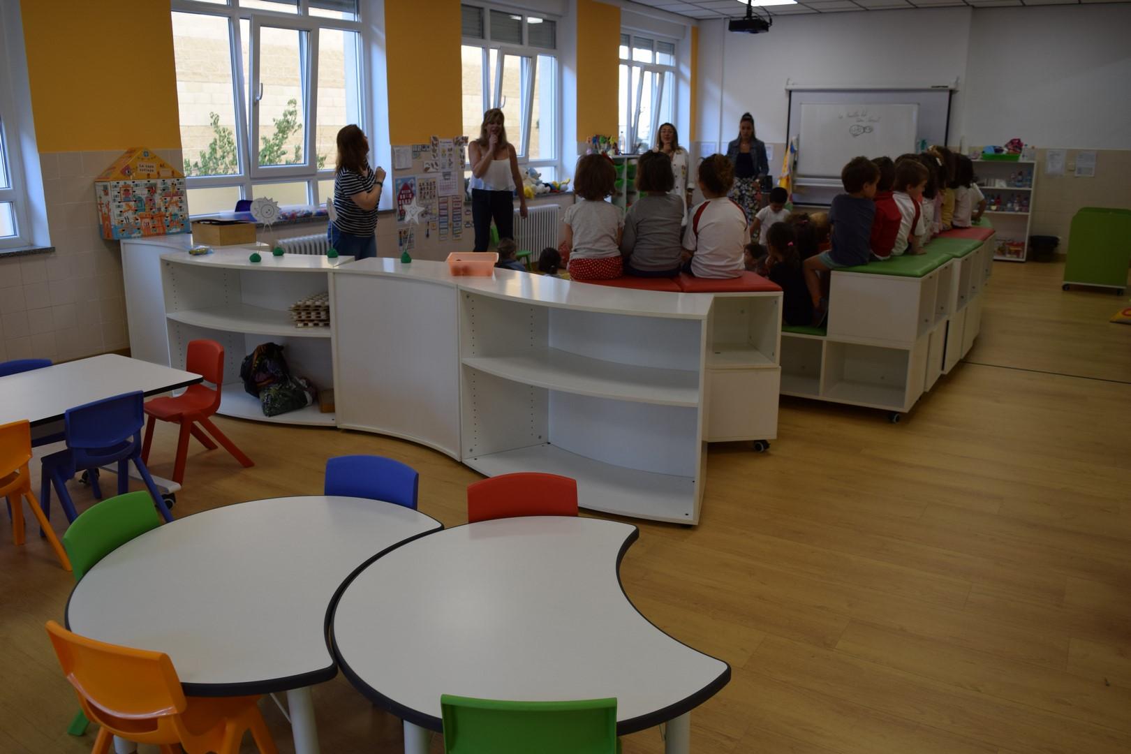Nuestro Colegio de Segovia… en visita virtual
