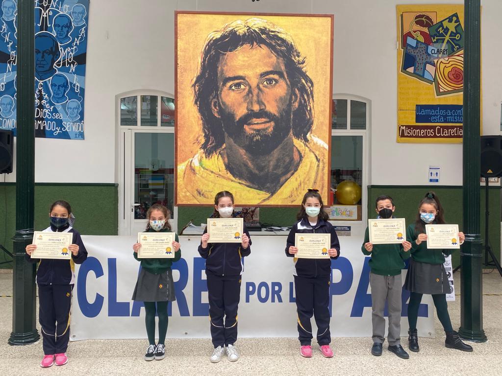 Celebración del Día de la Paz en nuestro Colegio de Don Benito