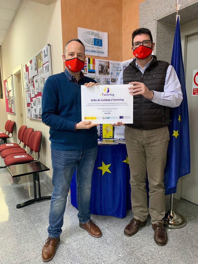 El Escape Room virtual de nuestro Colegio de Gijón recibe el premio del Ministerio de Educación