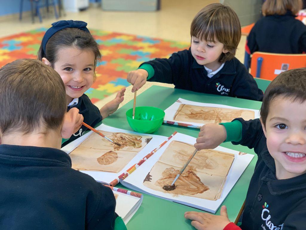 Proyectos en Educación Infantil en nuestro Colegio de Pamplona