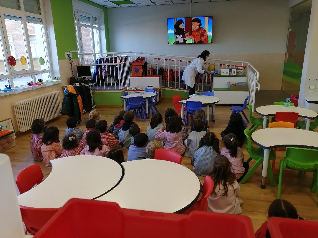 El Colegio Claret de Segovia, entre los más innovadores de España