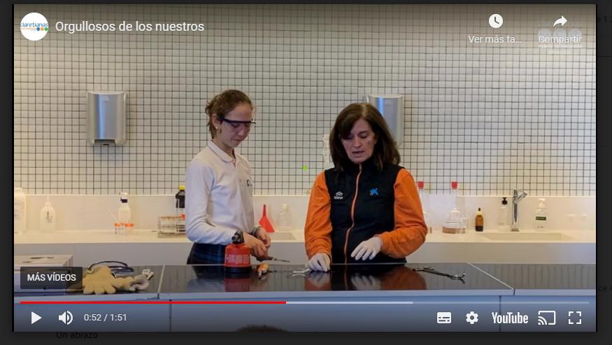 Premio Extraordinario de ESO de Aragón para una alumna de Zaragoza