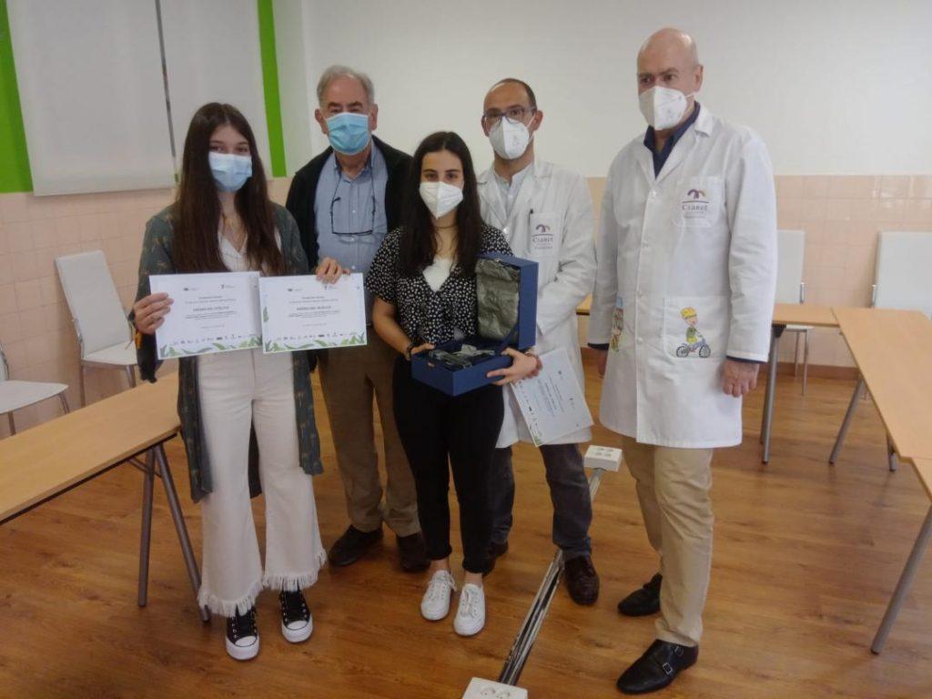 Nuestro Colegio de Segovia recibe el Premio Valores Democráticos