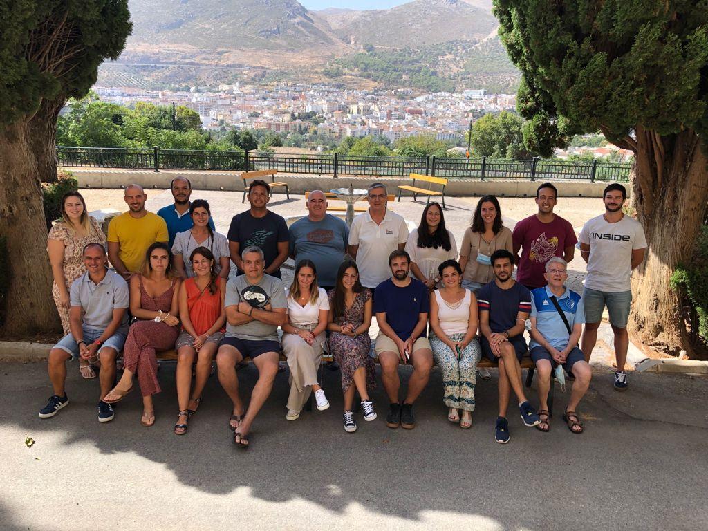 Formación para nuevos educadores en Loja